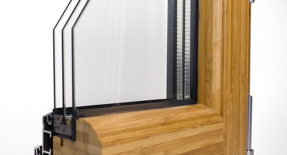 Bamboo window and door systems by BambooTeq